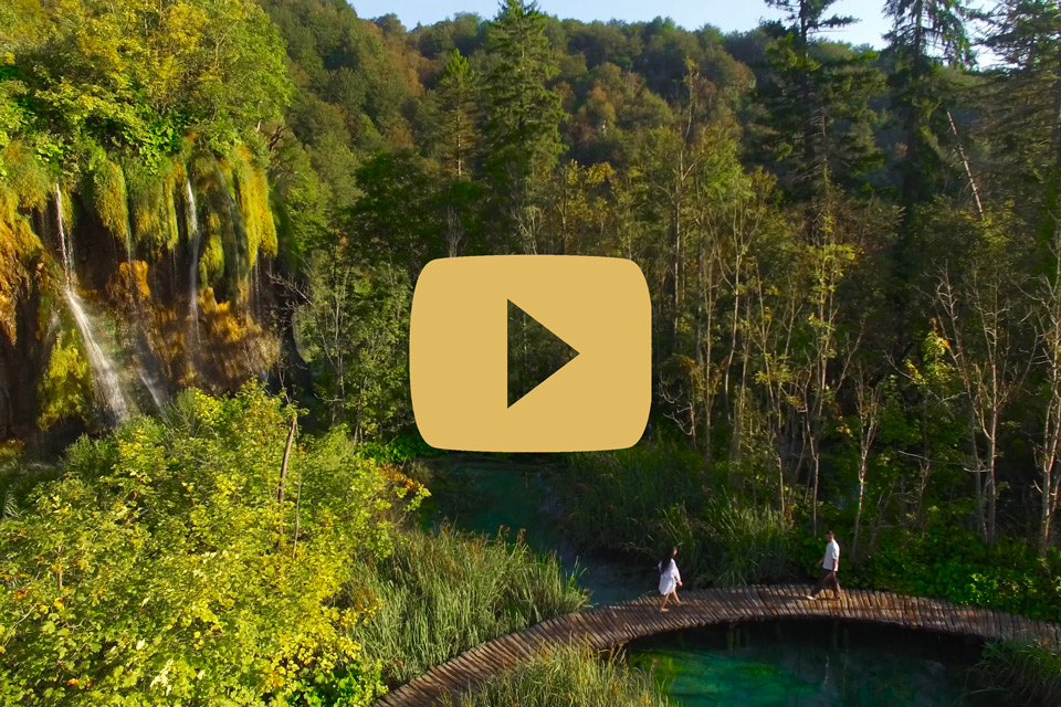 wedding videography plitvice lakes mobile